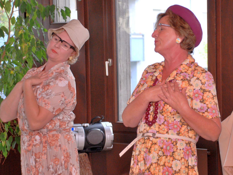 Fränkisches Kabarett
